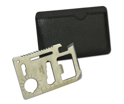 Survival Credit Card Knife