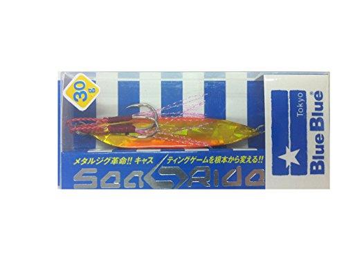 Blue(ブルーブルー) ルアー Searide 30g #11 オレンジゴールドの商品画像