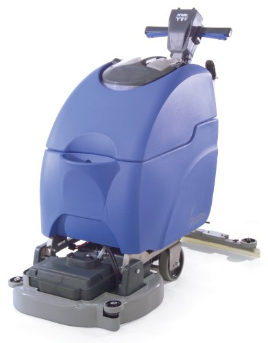 """Nacecare Ttb4552 Battery Automatic Scrubber With 2 X 11"""" Pad, 150 Rpm, 11 Gallon Capacity, 0.5Hp, 2.5-3.5 Hrs Run Time front-385534"""