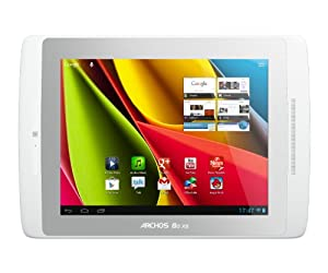 Archos 80 XS 20,3 cm (8 Zoll) Tablet-PC (Rockchip RK3066, Dual-Core, 1GB RAM, 8GB HDD, Android 4.0) inkl. Coverboard weiß