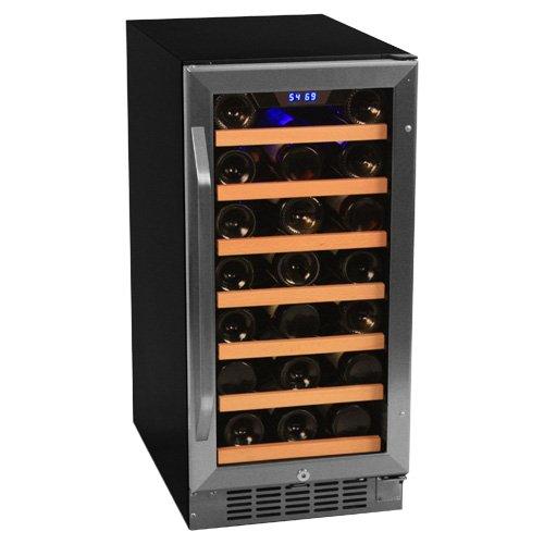 Cheapest Prices! EdgeStar Built-In 30 Bottle Wine Cooler