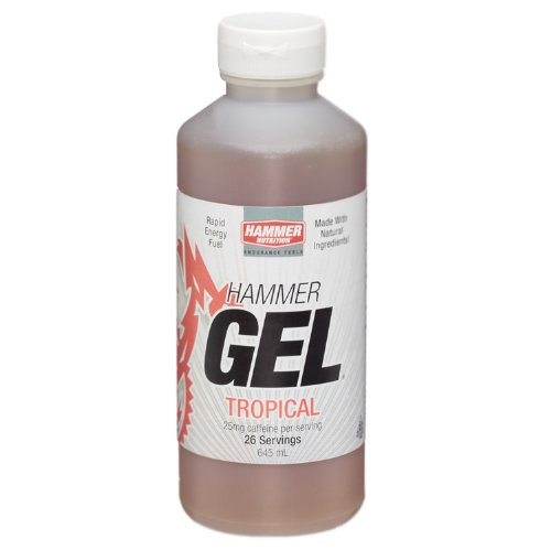 Hammer Gel Tropical 26 Servings front-494015