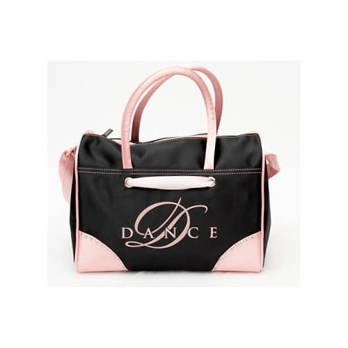 Amazon.com: Girls Dance Duffle Tote Bag - Shiny and Shimmery Letters