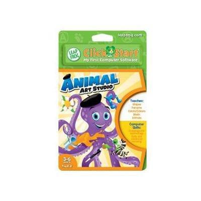LeapFrog ClickStart Educational Software: Animal Art Studio - Buy LeapFrog ClickStart Educational Software: Animal Art Studio - Purchase LeapFrog ClickStart Educational Software: Animal Art Studio (LeapFrog, Toys & Games,Categories,Electronics for Kids,Learning & Education,Toys)