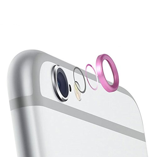 huge selection of 9e6df 48a45 For iPhone 6s Plus Camera Lens Protector,IC ICLOVER Metal - Import It All
