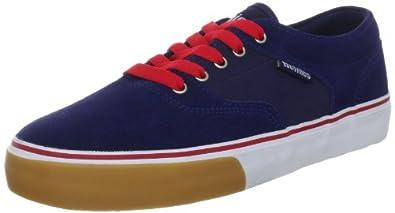 Etnies FAIRFAX 4101000354, Herren Sportschuhe - Skateboarding, Blau (BLUE/RED/WHITE 438), EU 44 (US 10.5)