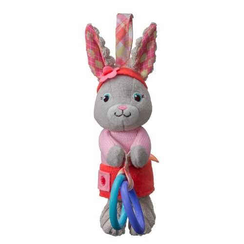 Infantino Lily Chime Toy, Peter Rabbit (Discontinued by Manufacturer)