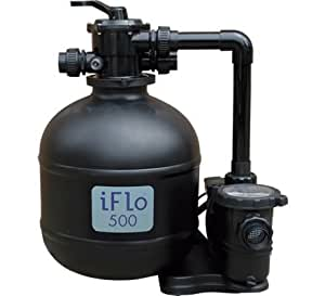 Swimming pool sand filter and pump set 20 filter for Garden pool pumps and filters