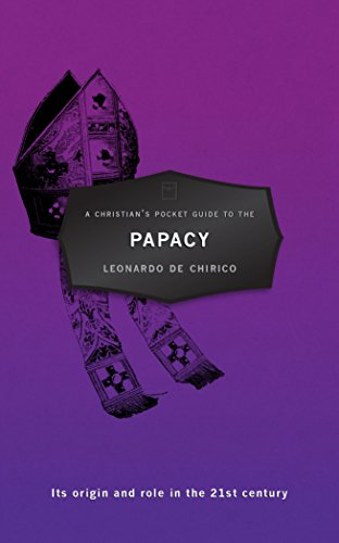 CHRISTIANS POCKET GUIDE TO THE PAPACY