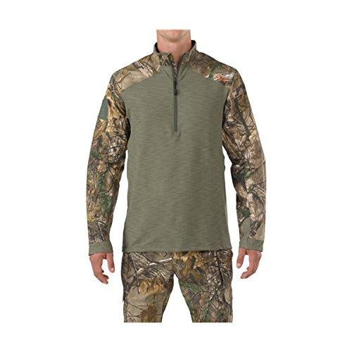 511-uomo-rapid-response-quarter-zip-camicia-realtree-xtra-taglia-xl