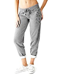 GUESS Women's Fayola Sweatpants