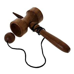 Amazon.com: Kendama String Wooden Toys for Boys 10 and Up Handmade in