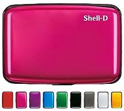 Shell-D RFID Blocking Credit Card Protector