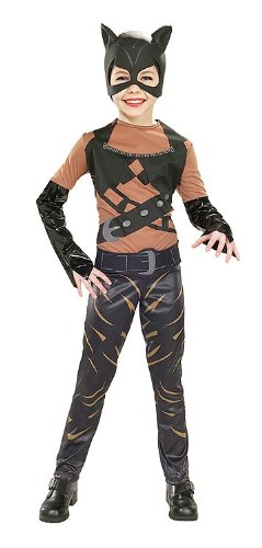 Catwoman Child Costume Large Size 12 - 14