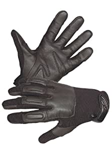 Hatch SP100 Defender II Glove with Steel Shot (Black, Small)