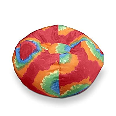 Medium Tye Dye Bean Bag .