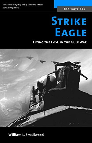 Strike Eagle: Flying the F-15E in the Gulf War (Warriors)