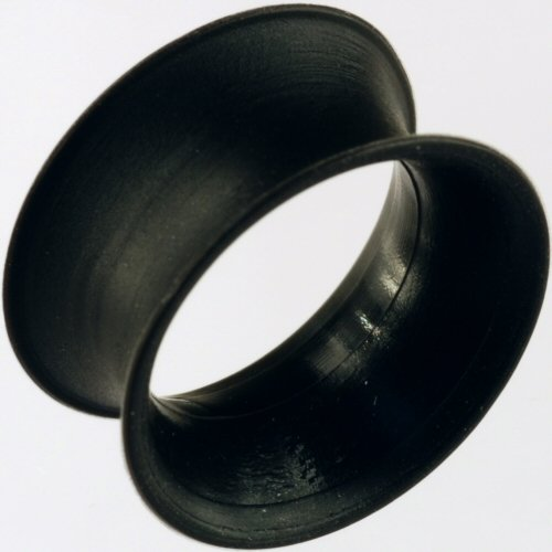 One Silicone Double Flared Skin Eyelet: 1-1/8