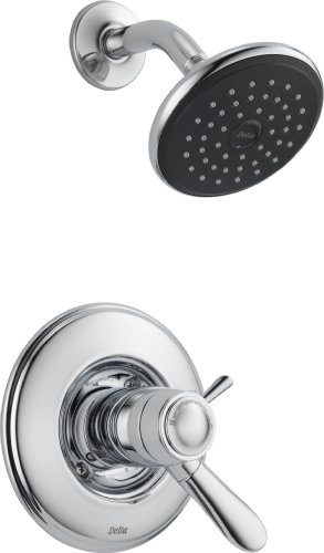 Why Choose Delta T17T238 Lahara Tempassure 17T Series Shower Trim, Chrome