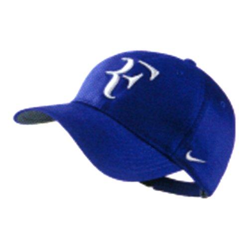 Nike Mens Roger Federer RF Hybrid Tennis Hat Deep Royal Blue/White (Roger Federer Cap compare prices)