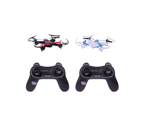 Thumbs Up - BTTLDRNE - RC 4 Kanal Battle Drone - set de 2