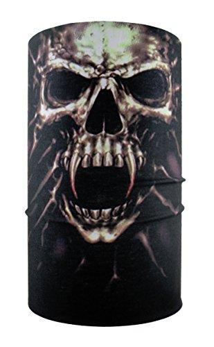 headloop-foulard-multifunzione-sciarpa-bandana-scialle-in-microfibra-motivo-teschi-colore-nero