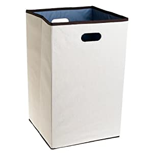 collapsible laundry basket and hamper