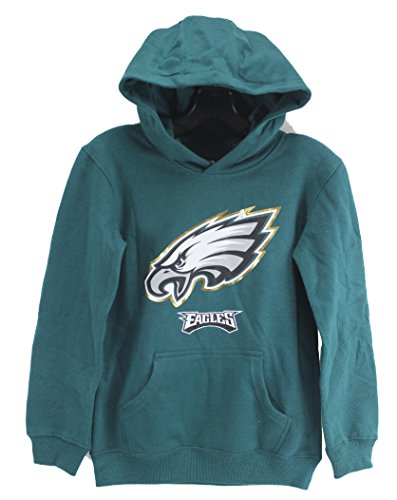 outer-stuff-boys-philadelphia-eagles-nfl-football-youth-pullover-hoodie