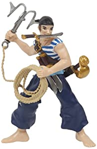 Papo 39442 Figurine - Pirate with Grappling Hook