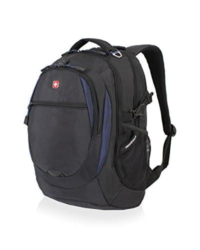 SwissGear 18.5 Laptop Backpack, Black/Navy