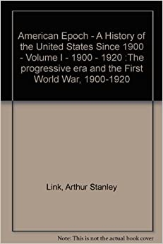 the history of the progressive era in america since 1900 Printable version overview of the progressive era digital history id 2918 the 20th century many far-reaching economic and social changes transformed american society in the 20th century, including innovations in science and technology, economic productivity, mass communication and mass entertainment, health and living.