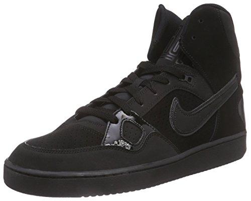 Nike Son Of Force Mid, Scarpe sportive, Uomo, Multicolore (Black/Black-Black), 44