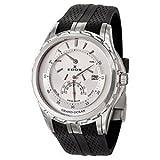 [エドックス]EDOX 腕時計 グランドオーシャン ホワイト文字盤 自動巻 100M防水 77002-3-AIN メンズ [並行輸入品]