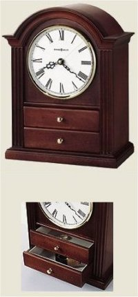 Howard Miller 635-112 Kayla Mantel Clock