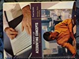 img - for Survey of Accounting Concepts (Michigan State University) book / textbook / text book
