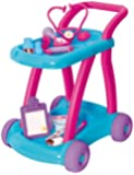 Doc Mcstuffins with Doctor's Trolley Pretend Play Game