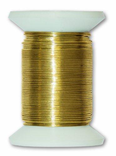 chapuis-vfca1-filo-metallico-di-ottone-diametro-04-mm-lunghezza-30-m