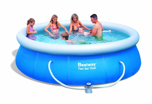 Bestway 12FT x 36IN - Bomba de piscina de nataci�n