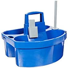 "Impact 1850 GatorMate Portable Caddy, 15"" Length x 14"" Width x 14"" Height, Blue (Case of 4)"