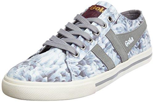 Gola Women's Jasmine Liberty VN CLA005 Fashion Sneaker, Grey, 9 M US