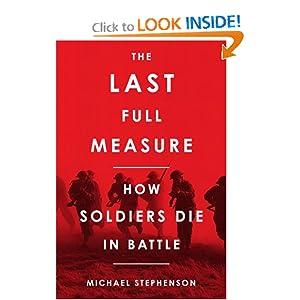 The Last Full Measure - Michael Stephenson