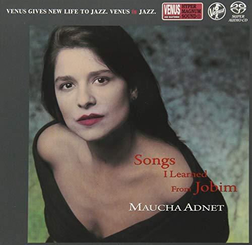 SACD : Maucha Adnet - Songs I Learned From Jobim (Japan - Import, Single Layer SACD)