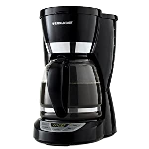 Black Decker CM1050B 12 Cup Programmable Coffeemaker