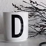 Banggood Baby Drinking Water Cup Coffee Tea Mug English Letters Mark Cup DIY Decor-D
