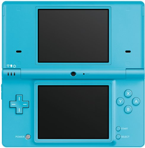 Nintendo DSi Handheld Console (Light Blue)