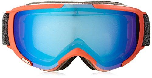 Maschera da sci ATOMIC sapore² S, Coral/Mid Blue ml/U, taglia unica, AN5105244