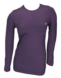 Asics Running Fitness Sportshirt Seamless Top Femmes 0271 Art. 422221 Taille M