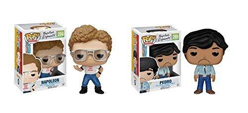 Funko POP Napoleon Dynamite and Pedro Action Figure Toy Set