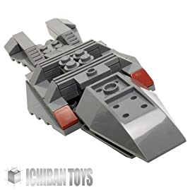 Galactica - Custom LEGO Element Kit