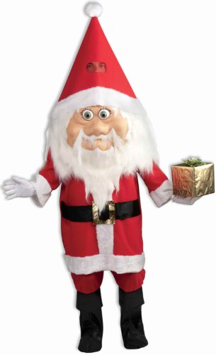 Forum Novelties Men's Jolly Santa Claus Parade Pleaser Costume